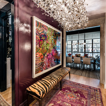 Holiday House SoHo Art Filled Gallery + Ante Room