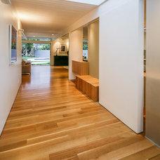 Midcentury Hall by levitt architects