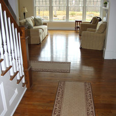 Contemporary Hall by Dalene Flooring Carpet One