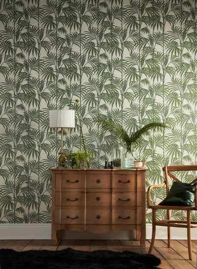 11 Ways With Tropical Wallpaper