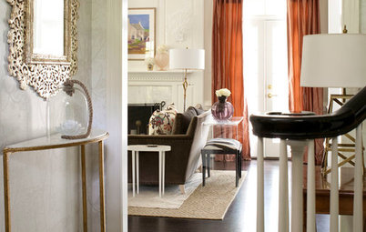 Room of the Day: A Fresh Mix in a Traditional Colonial