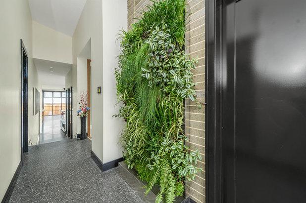 Hallway & Landing by Studio56 Building Design