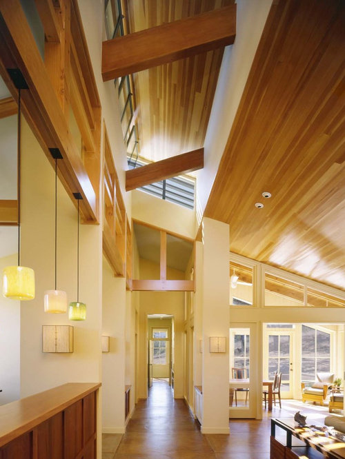 Wood Plank Ceiling Ideas Pictures Remodel And Decor