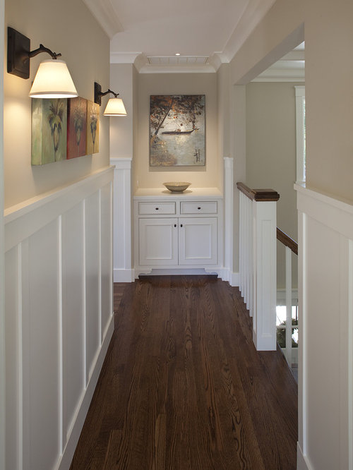 Hall Wainscoting Houzz