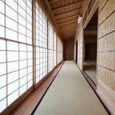 Asian Hall by Saniee Architects llc
