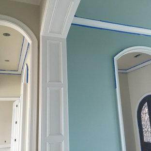 Design ideas for a midcentury hallway in Little Rock.
