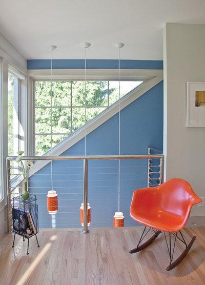 Transitional Hall by Burr & McCallum Architects