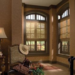 Craftsman Window Treatments Hall Design Ideas Pictures