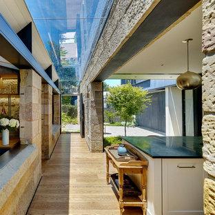 Стильный дизайн: коридор в стиле модернизм - последний тренд