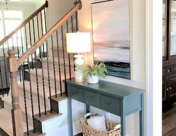 Huntersville Home - Partial Redesign