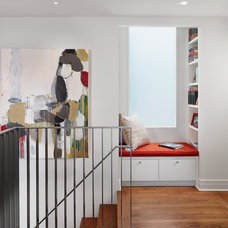 Contemporary Hall by Nick Deaver Architect