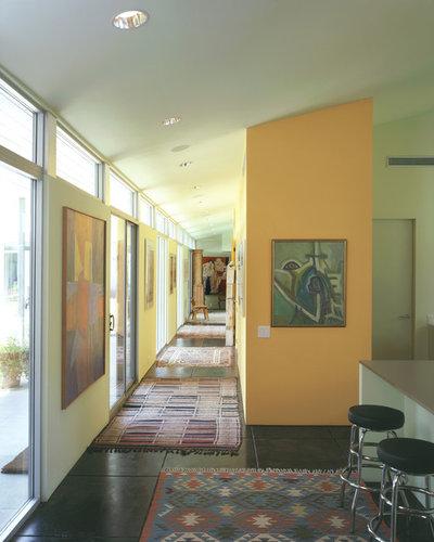 Midcentury Hall by Webber + Studio, Architects