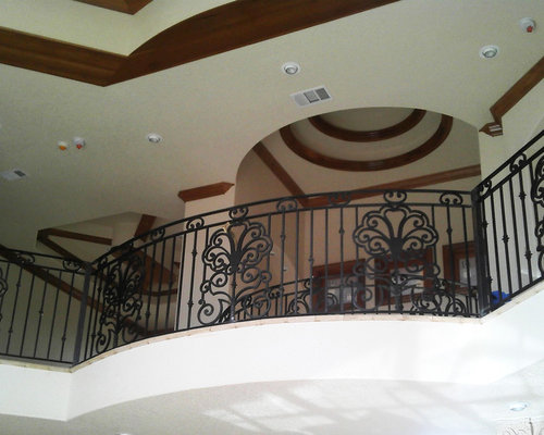 Indoor Balcony Railing Ideas Pictures Remodel And Decor