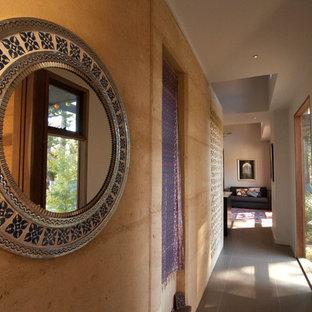 Hallway - eclectic hallway idea in Adelaide