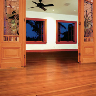 Example of a hallway design in Charleston