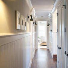 Traditional Hall by Amy Trowman Design