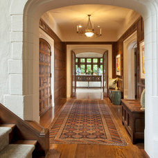 Traditional Hall by MB Jessee
