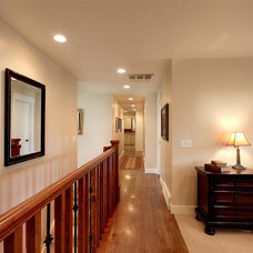 Traditional Hall by Renovation Design Group
