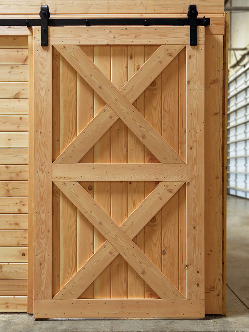 Interior Rustic Barn Doors