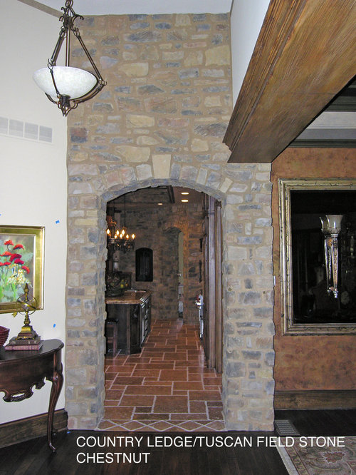Interior Stone Accent Walls
