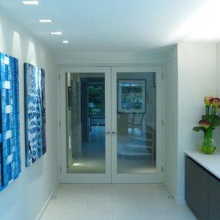 Exempel på en modern hall