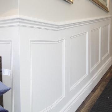 Internal wall paneling