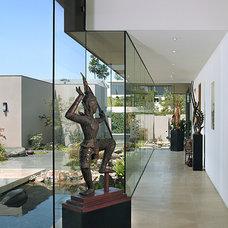 Modern Hall by Ron Yeo, FAIA Architect
