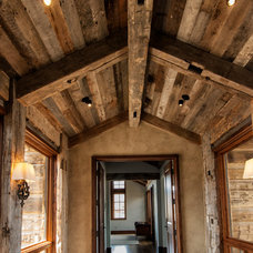 Rustic Hall by Trestlewood