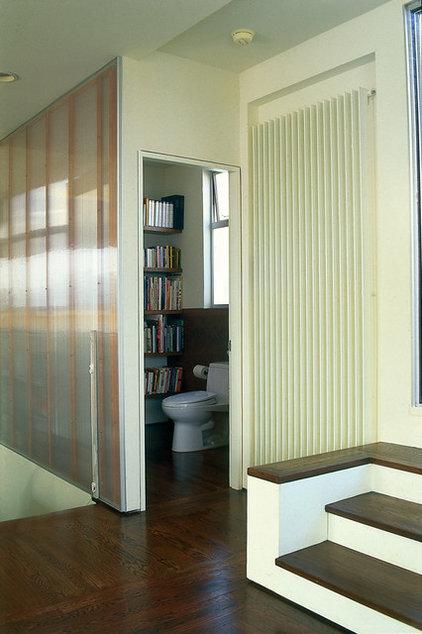 Modern Hall by Jensen Architects