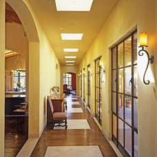 Mediterranean Hall by JMA (Jim Murphy and Associates)