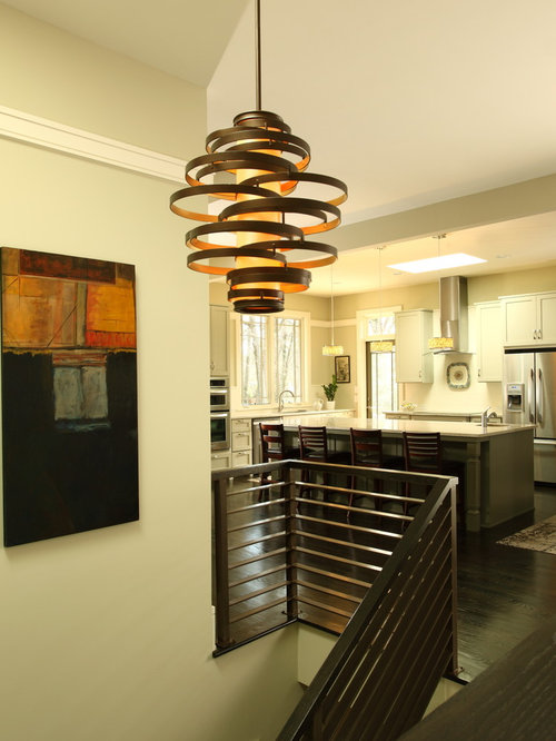 Modern Entryway Light Fixtures : Contemporary lighting fixtures hallway design