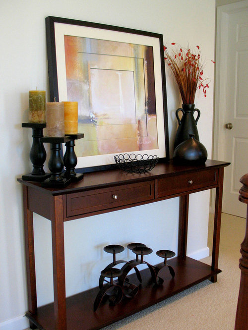 Console Table Designs Houzz