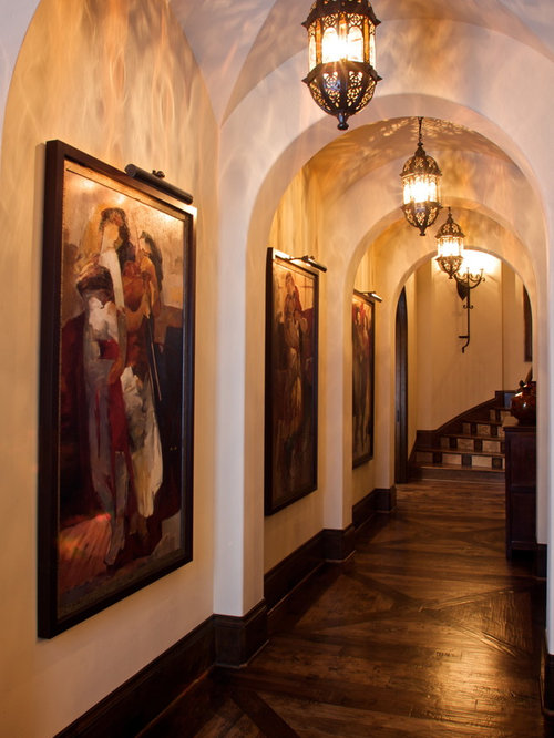Hallway Arches Home Design Ideas Pictures Remodel And Decor
