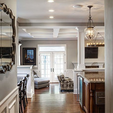 Transitional Hall by Marcel Page Photography