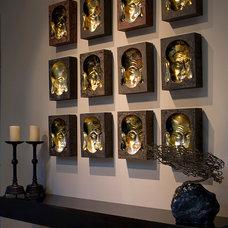 Asian Hall by Ruth Livingston Studio