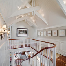 Traditional Hall by Buffington Homes South Carolina