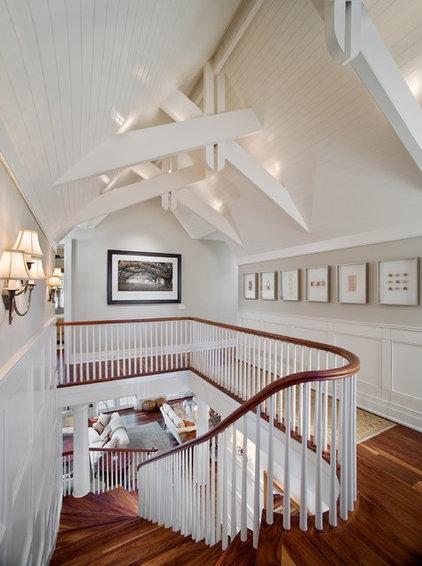Traditional Hall by Buffington Homes South Carolina