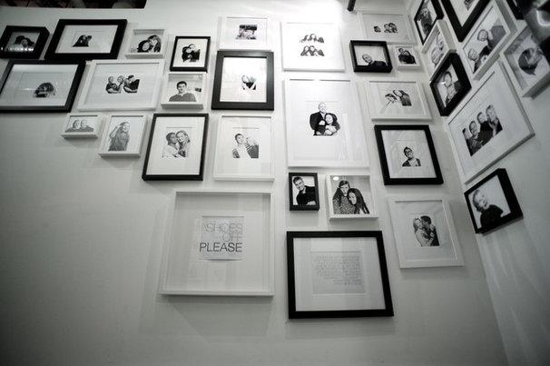 Modern Hall by Gaile Guevara