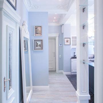 Квартира в стиле старого Лондона