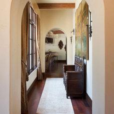 Mediterranean Hall by Cornerstone Architects