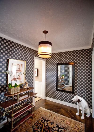 Eclectic Hall by Andrea May Hunter/Gatherer