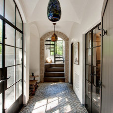 Mediterranean Hall by Lewis / Schoeplein architects