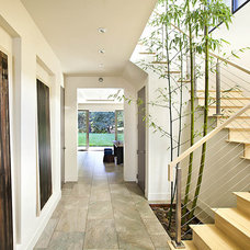 Modern Hall by Simpson Design Group Architects