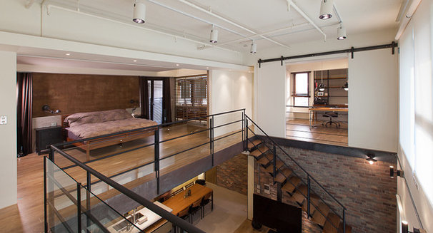 Industrial Hall by PMK+designers