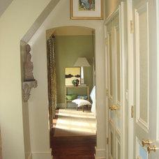 Traditional Hall by Deb Reinhart Interior Design Group, Inc.