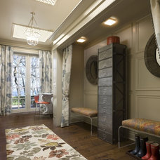 Eclectic Hall by Jeannie Balsam LLC