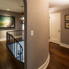 Traditional Hall by Renae Keller Interior Design, Inc.