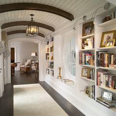 traditional hall by Harrison Design Associates - Atlanta