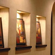 Mediterranean Hall by Echelon Homes
