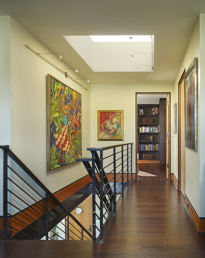 Contemporary Hall by Dan Nelson, Designs Northwest Architects